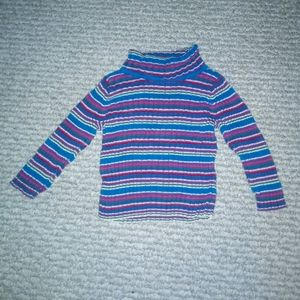 Simply Basic Turtle Neck Sweater 6mths